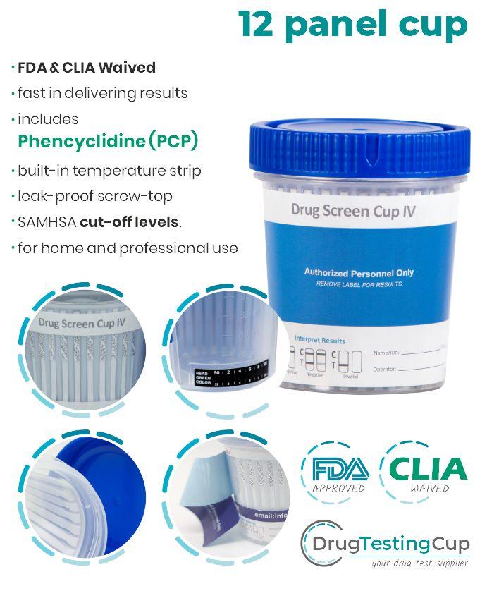 Drug Test Cup Drug Test Cups