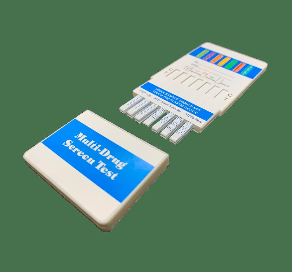 Drug Test Dip Card 10 Panel Urine Test Drug Testing Cup