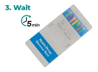 Wait Dip Card Test Instruction